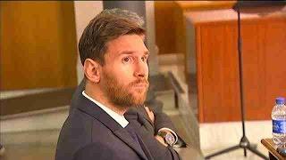 VIDEO  Malas noticias para Lionel Messi y su padre DM935