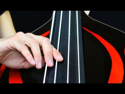 UPRIGHT BASS SOLO