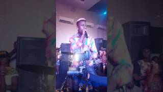 Junior Boy Electrifying Performance At The Just Concluded Industry Nite #MAINLANDINVASION 1