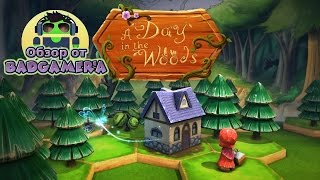 A Day in the Woods - цветная головоломка на Android / IOS (обзор)