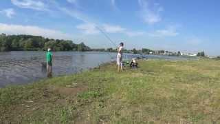 Затон им куйбышева отчет о рыбалке