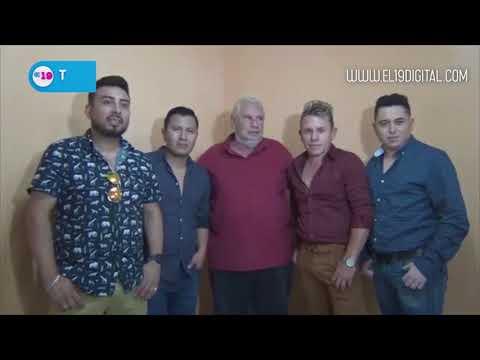 Juan Gómez y Capaz recorren Masaya para grabar vídeo
