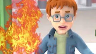 Feuerwehrmann Sam Deutsch ⭐️Neue Folgen ⭐️Feuer in Normans Laden!   Sam speichern   Kinderfilm