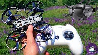 ✅ Мой первый Микро Квадрокоптер Eachine Viswhoop для Цифровых Очков DJI FPV ! ????????