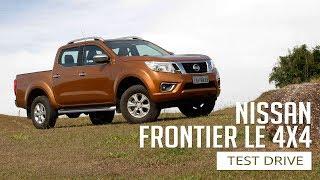 Nissan Frontier LE 4x4 - Test Drive