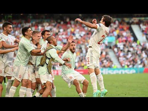 EURO 2020: Απίθανο ματς στην Κοπεγχάγη με νικήτρια την Ισπανία…