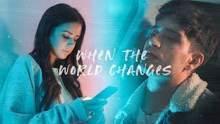 Gabriel Conte - Quand le monde change (clip officiel)