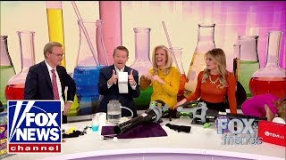 After the Show Show: Fun with science