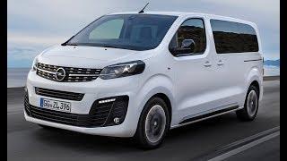 Opel Vivaro 2019 - dabar