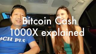 Future Billionaire explains why Bitcoin Cash BCH 1000X in 7 years