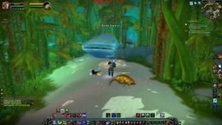 Warcraft - Cataclysm Vashj'ir Playthrough Part 7: Whale Shark 5, Zephos 0