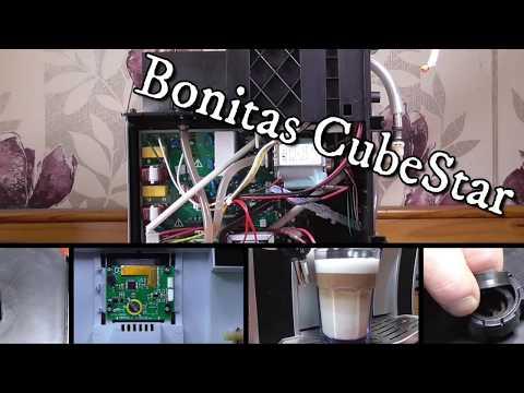 Kaffeevollautomat Cafe Bonitas CubeStar Acopino Oderzo DIY Repair Aufbau und Sensoren