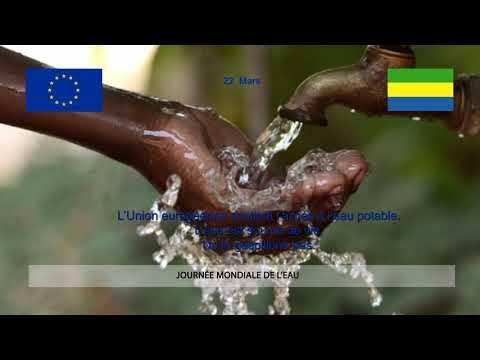 Journée mondiale de l'eau - 22 mars 2018