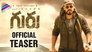Venkatesh Guru Teaser  Venkatesh  Ritika Singh  Latest Telugu Movie Trailers 2016  Guru Trailer