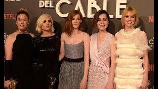 Download Youtube: 'Las chicas del cable' nos hablan de la 2ª temporada, sus personajes y la audiencia