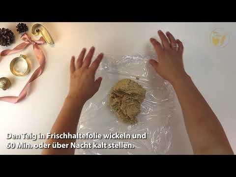 Istruzioni per fare i Vanillekipferl