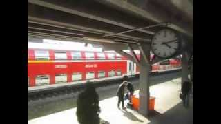 preview picture of video 'Ein Tag in Freiburg im Breisgau'