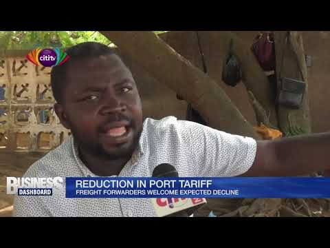 Freight forwarders happy with expected reduction in port tariffs   Business Dashboard