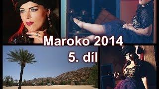 Putování po Maroku 2014 + nákupy: 5. část - závěrečné nákupy a povídání