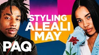 Styling Aleali May For Paris FASHION WEEK! | PAQ Ep #71 | A Show About Streetwear And Fashion