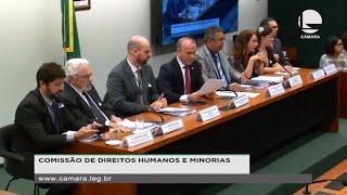 Direitos Humanos - Missões do Mecanismo Nacional de Prevenção e Combate à Tortura - None