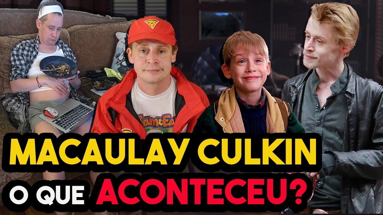 MACAULAY CULKIN. O QUE ACONTECEU?