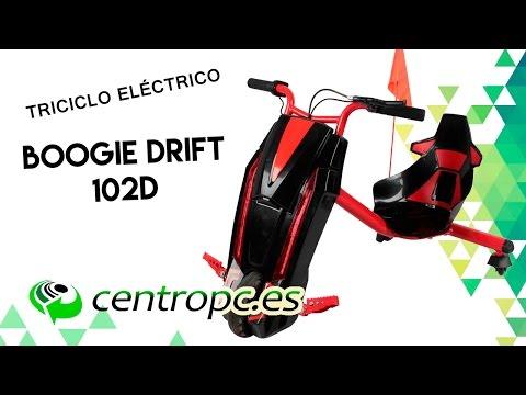 TRICICLO ELECTRICO BOOGIE DRIFT 102D