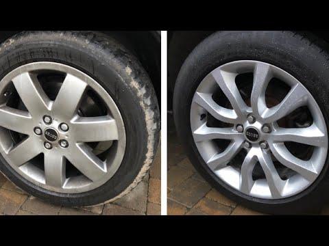 Range Rover L322 new(ish) alloy wheels & repair