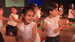 Badal pe paon hai: Colours Preschool: Sai Dreams   - YouTube