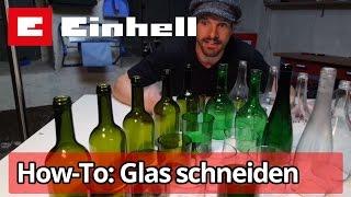 Glas Schneiden & Bearbeiten