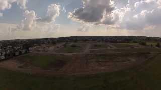 preview picture of video 'Lotissement de la Marmoure Vue du ciel'