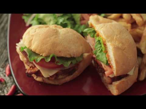 Piri Piri - Nouveaux Sandwichs Deluxe