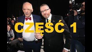 Korwin-Mikke: Ktoś żąda od Polski 20 miliardów? – Grzegorz Braun prowadzi obrady zespołu 1/2