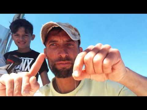 Video su YouTube su pesca