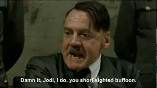 Hitler plans to host a Downfall Parody Convention