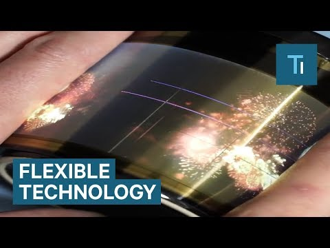 Revolutionary Bendable Technology is Here