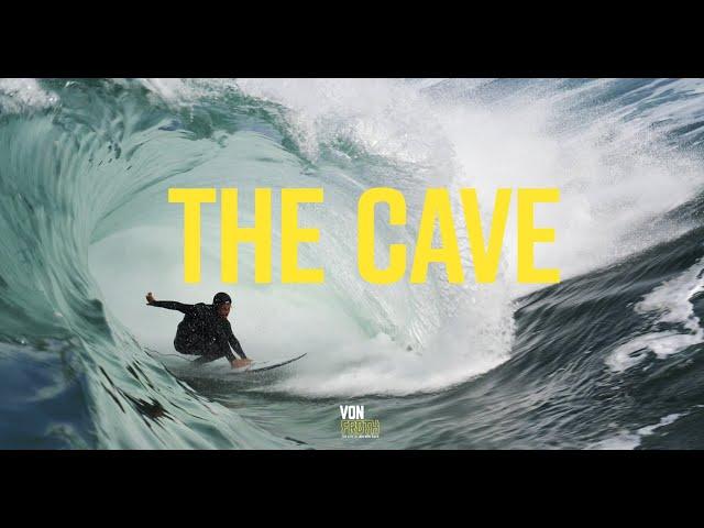 The Cave ¿La ola más peligrosa de Europa?