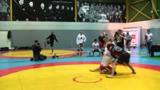 Judo vs Wrestling (DGL Final 2010)