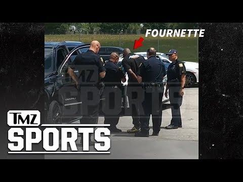 القبض على لاعب كرة قدم أمريكية لارتكابه مخالفة مرورية