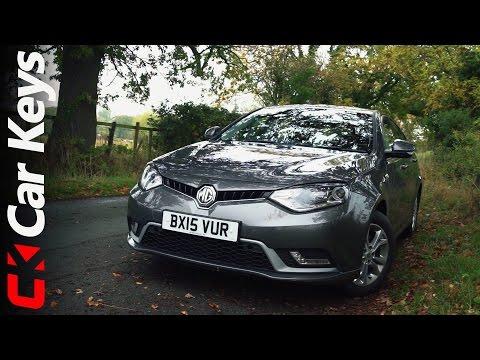 MG 6 2015 review - Car Keys