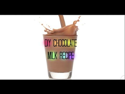 Συνταγή για υγιεινό σοκολατούχο γάλα