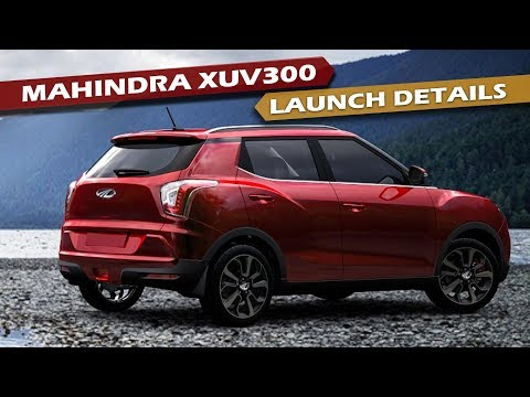 Mahindra XUV300 - 4 Interesting Facts | Launch Details