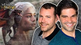 Game of Thrones | Reaction | 1x10 | Fire and Blood | We Watch Westeros