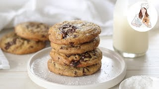 soft chocolate chip cookies uk recipe