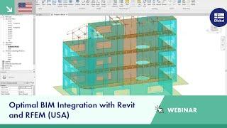 Optimal BIM Integration with Revit and RFEM | Dlubal Software