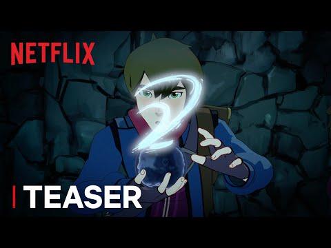 降世神通劇組最新作品《龍之王子》將帶你進入全新的「劍與魔法」世界