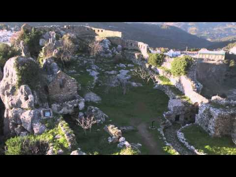 Ruinas del Castillo del Aguila, Gaucín