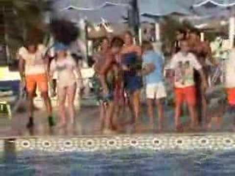 Video zwembad Aladdin Beach Resort (village)**** (Hurghada, Egypte)