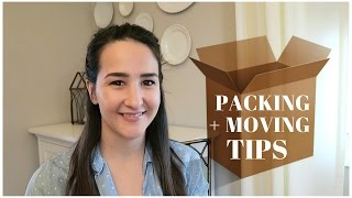 PACKING + MOVING STRESS FREE!