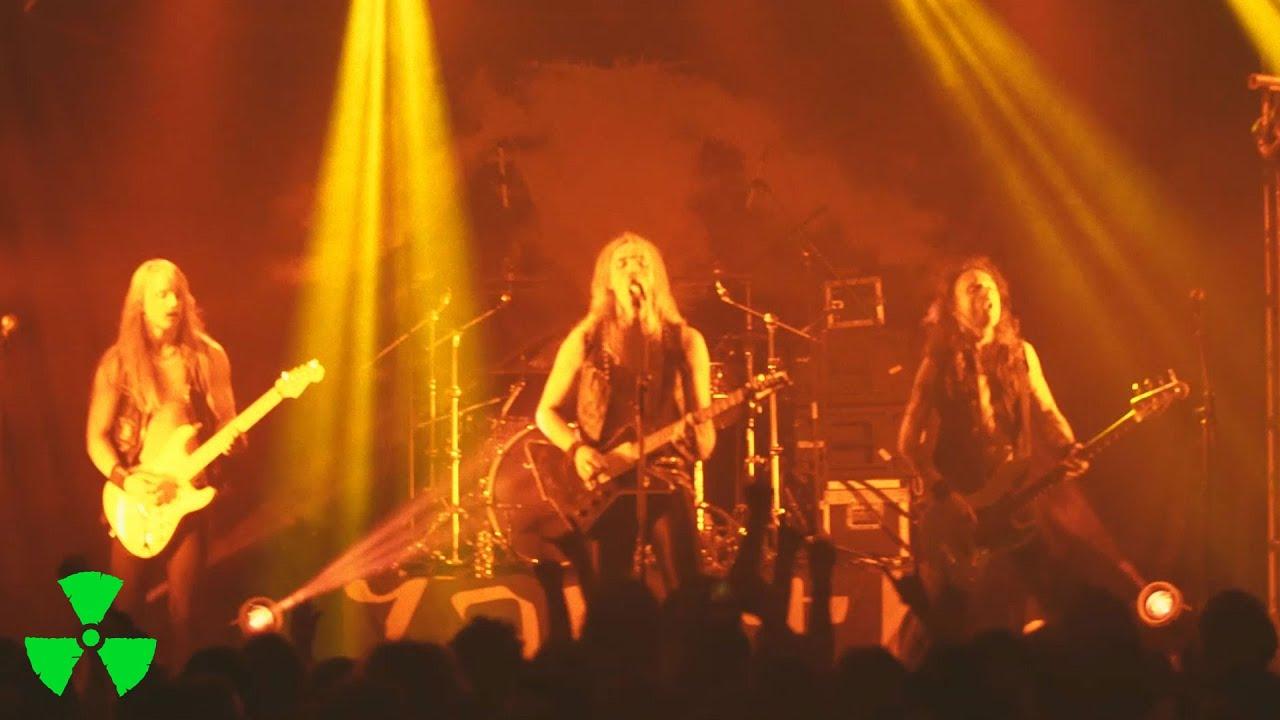 ENFORCER - Destroyer (live)